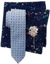 Original Penguin Floral Neat Tie 3-Piece Boxed Set
