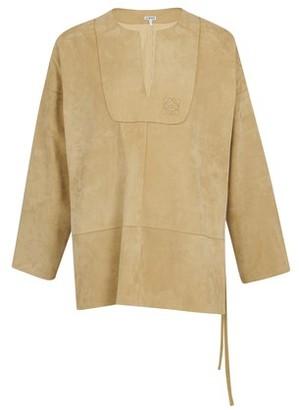 Loewe Suede tunic