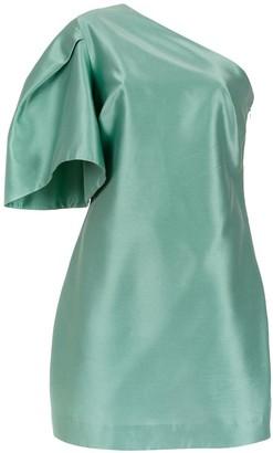 Tufi Duek asymmetric dress