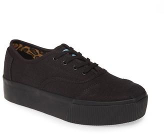 Toms Cordones Boardwalk Sneaker