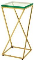 Eichholtz Clarion End Table Color: Gold