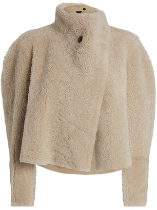Isabel Marant Acaciae Shearling Jacket