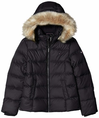 Tommy Hilfiger Girl's Essential Down Jacket