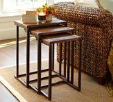 Pottery Barn Granger Nesting Side Tables
