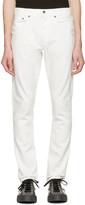 Simon Miller White Wayne Jeans
