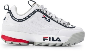 Fila Distruptor logo low-top sneakers
