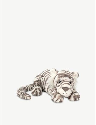 Jellycat Sacha Snow Tiger soft toy 29cm