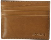 Jack Spade Mitchell Leather Six Card Holder Wallet