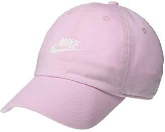 Nike Sportswear H86 Futura Washed Cap (Black/Black/Black) Baseball Caps