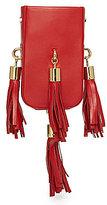 Luana Italy Lillith Tassel Mini Cross-Body Bag