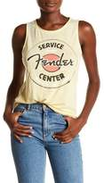 Lucky Brand Fender Repair Tank Top