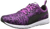 Puma Carson Runner JR Splatter Running Sneaker(Little Kid/Big Kid)