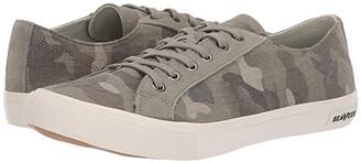 SeaVees Monterey Sneaker Saltwash (Sage Camo) Men's Shoes