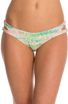 Body Glove Swimwear Devoted Surf Rider Reversible Bikini Bottom 8125726