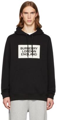 Burberry Black Farley Hoodie