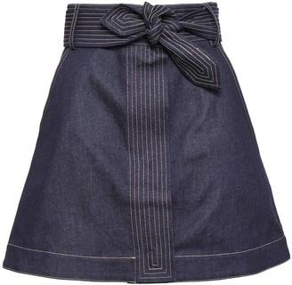 Paper London Denim skirts