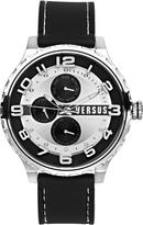 Versus By Versace Globe Collection SBA130015 Men's Stainless Steel Quartz Watch