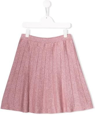 Alberta Ferretti Kids TEEN pleated skirt