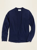 Old Navy Oversized Open-Front Sweater for Girls