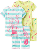 Carter's Pajama Pants-Toddler Girls