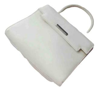 Gherardini White Leather Handbags
