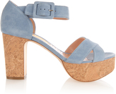 Rupert Sanderson Haitana cork-platform sandals