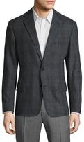 Billy Reid Lexington Wool Notch Lapel Sportcoat