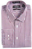 Nordstrom Smartcare TM Trim Fit Check Dress Shirt