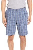 Tommy Bahama Men's Big & Tall Fairway Plaid Seersucker Shorts
