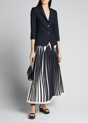 3.1 Phillip Lim Knife-Pleated Skirt