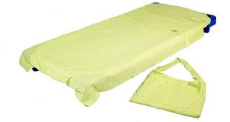 Babyhood Stacking Bed Sheet Turquoise