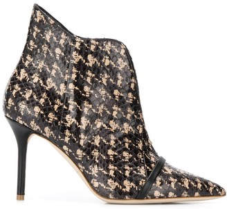 Malone Souliers Cora patterned booties