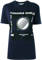 Stella McCartney printed T-shirt - women - Cotton - 38