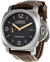 Panerai Men's PAM00351 Luminor Analog Automatic Dial Watch