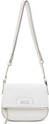 Maison Margiela White 5AC Pochette Bag