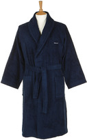 Gant Men's Classic Navy Light Weight Robe