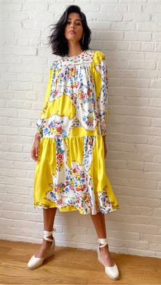 Tory Burch Printed Tea Dress