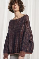 French Connection Millie Mozart Multi Knit Jumper