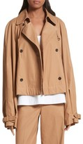 Elizabeth and James Women's Eleta Short Trench Coat