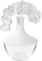 Lalique Orchidee Decanter