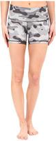 "adidas Performer 4"" Short Tights - Camo Print"
