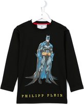 Philipp Plein Batman print T-shirt