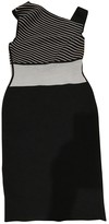 Narciso Rodriguez Black Silk Dress for Women