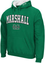 Colosseum Men's Marshall Thundering Herd Arch Logo Hoodie