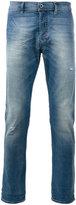 Diesel faded effect jeans - men - Cotton/Spandex/Elastane - 28