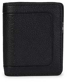Marc Jacobs Compact Leather Bifold Wallet