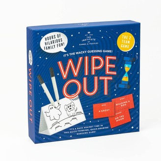 Wipe Out Drawing Game by Professor Puzzle