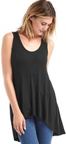 Gap Ribbed modal swing tank