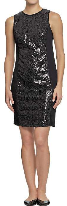 Old Navy Women's Sequined Ponte-Knit Dresses