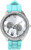 Wet Seal Mickey Mouse Rubber Watch
